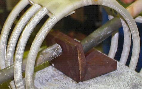 Ambrell感应加热器的应用-钎焊20:硬质合金刀具焊接应用