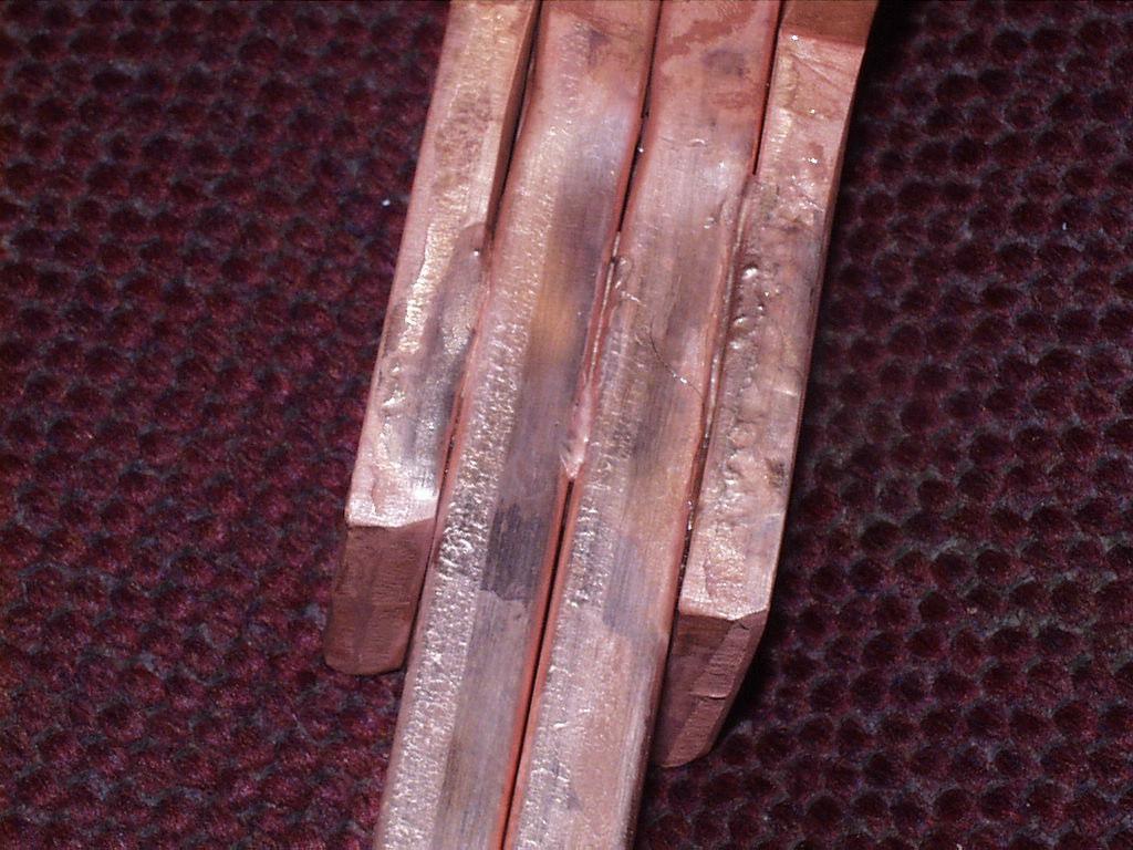 Ambrell感应加热器的应用-钎焊23:铜母排焊接应用