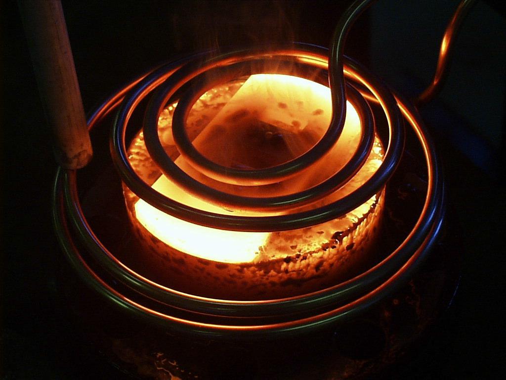 Ambrell感应加热器的应用-钎焊43:焊接钢活塞阀