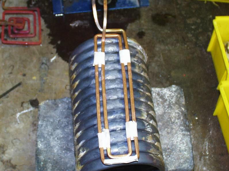 Ambrell感应加热器的应用-钎焊61:焊接铜管缝