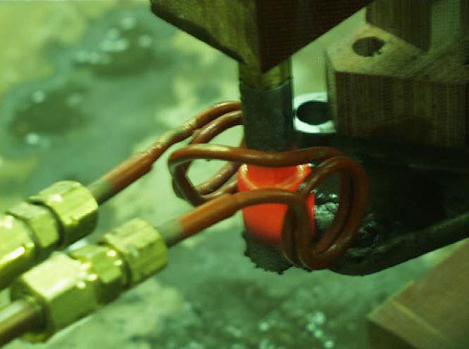 Ambrell感应加热器的应用-钎焊75:铁路行业油管焊接应用