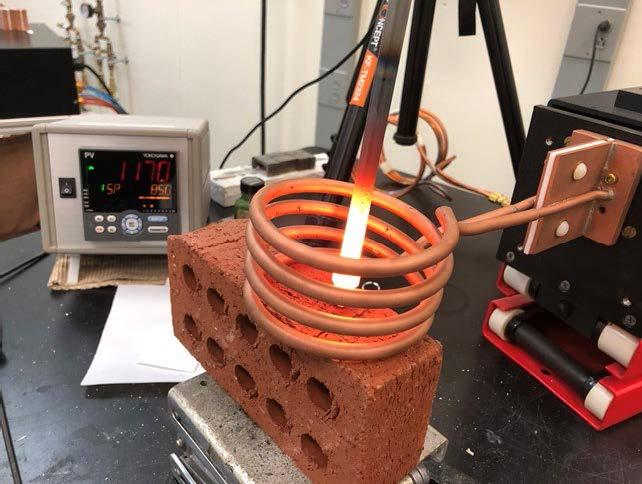 Ambrell感应加热系统应用-钢制液压配件钎焊