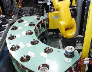 Ambrell感应加热器在电动汽车行业的应用-收缩装配