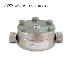 Equilibar背压调节器用于催化剂研究反应堆压力控制