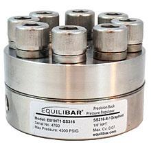 美国Equilibar HT系列 压力调节器 精密背压调节器 背压调节器 高温应用背压调节器 减压调节器