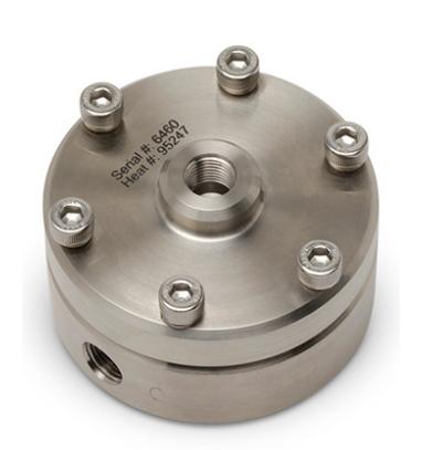Equilibar BPR背压阀在低温压力控制中的应用