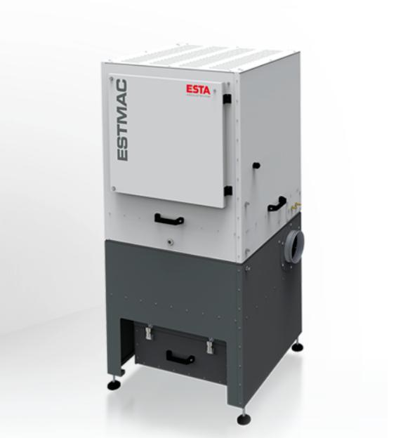 ESTMAC D干式除尘器