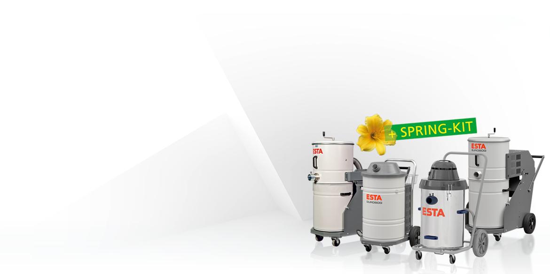 ESTA工业移动式除尘器/移动式布袋吸尘器/移动式焊接烟尘除尘器