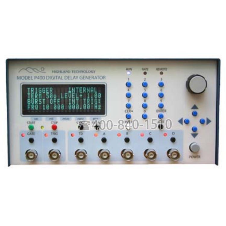 P400-2 数字延迟脉冲发生器,四通道数字延时脉冲发生器,脉冲发生器,四通道延迟发生器,四通道台式数字延时脉冲发生器