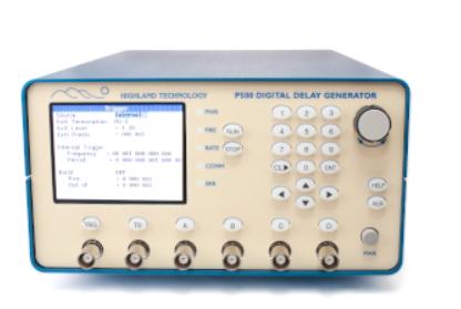 P500 四通道台式数字延时脉冲发生器,数字延时发生器,4通道数字延迟脉冲发生器,脉冲发生器