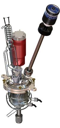 英国海默生Hydramotion ReactaVisc反应釜在线粘度计
