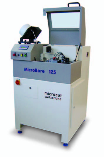 Microcut MicroBore 125微孔研磨机