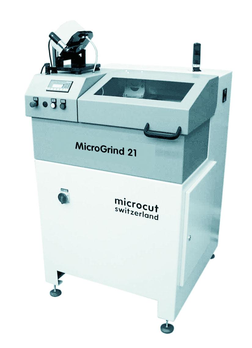 Microcut MicroGrind 21研磨机床
