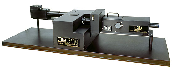 Olis DSM 1000分光光度计