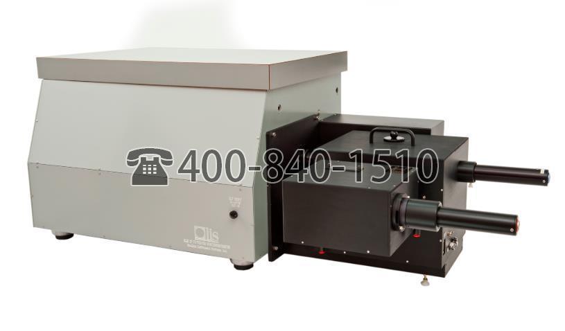 美国Olis DSM 172 CD分光光度计,多用途双光束分光光度计,可用于圆二色性(CD),扫描发射荧光,荧光偏振(POF),圆偏振发光(CPL)或荧光检测CD(FDCD),光谱仪分析仪的应用,光谱仪分析仪,便携式光谱仪,发光光谱仪