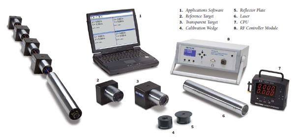 美国ON-TRAK, OT-7000, 自动对中位置传感器, 自准直仪, 激光准直仪, 激光对中仪品牌, 瑞士激光对中仪, 准直仪,