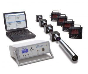 On-Trak OT-7000自动准直直线激光系统