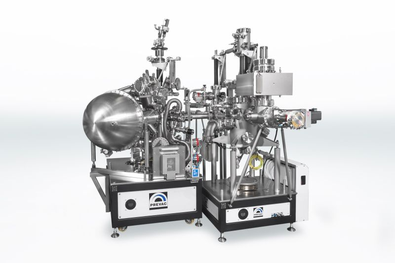 PREVAC  Super resolution ARPES system with MBE chamber 带有MBE真空腔室的超高分辨率ARPES测量系统