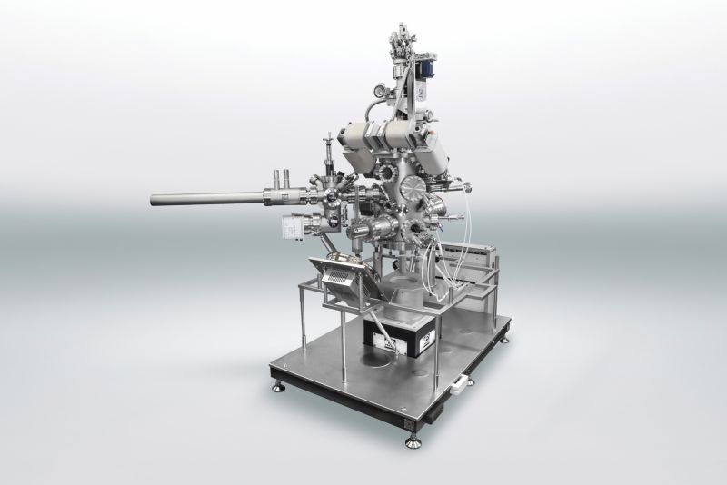 PREVAC MOKE system MOKE系统 超薄磁性薄膜和多层薄膜的原位实时磁光Kerr效应研究