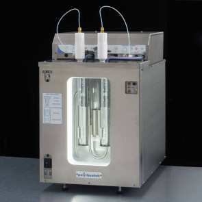 PSL Rheotek RPV-2 ASTM D4603玻璃毛细管粘度计测定PET特性粘度, ISO 1628-5