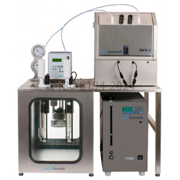 标准纸浆纤维素和MCC粘度计系统,ASTM D4243,ISO 5351 , ASTM D1795,psl-rheotek,乌氏粘度管,1631/01,聚合物粘度计,纸浆粘度系统,纸浆粘度计,RPV-1