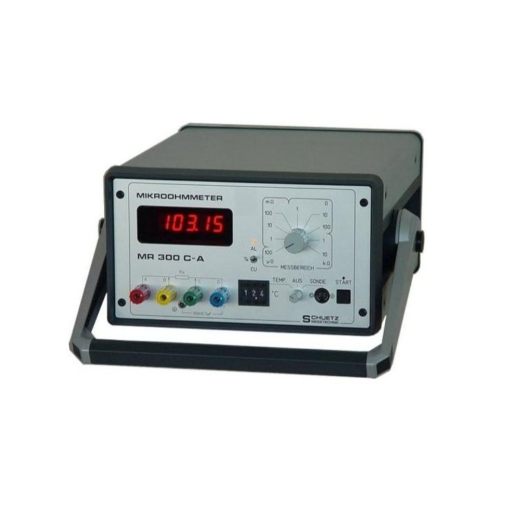 MR300C-A微欧姆计适用于电阻极低的物体 微欧姆计 微电阻计直流微欧姆计高精度低电阻计 直流低电阻仪 微欧姆计