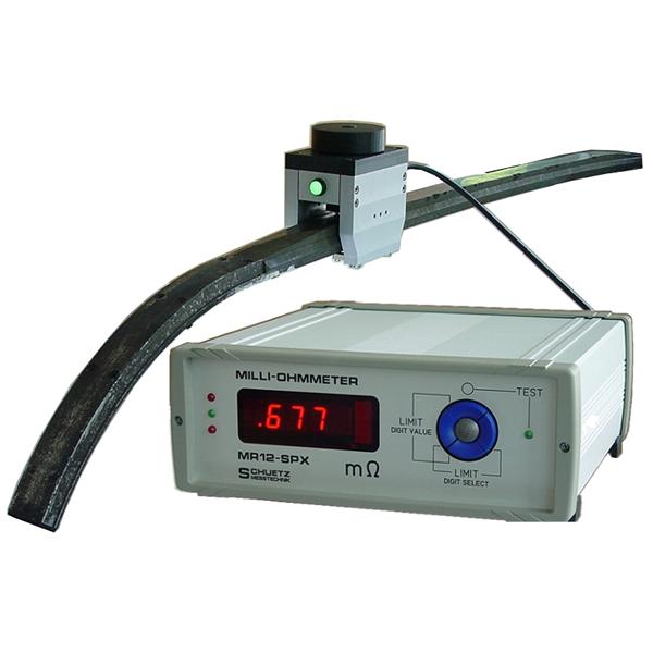 SCHUETZ MR200CSP-E 微欧姆计用于薄导电层 超薄导电层微欧姆计 微欧姆计电阻计