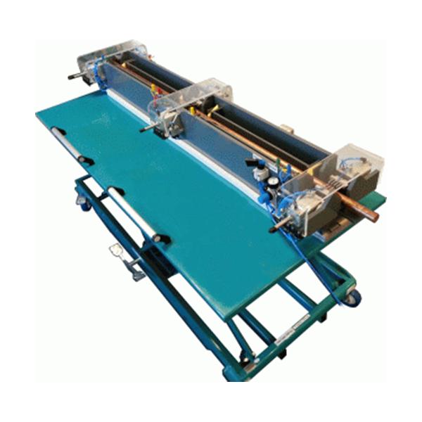 SCHUETZ PWD 2000 al-Co W / A / L 开尔文夹具 带有水流或固定空气系统的电缆固定装置 微电阻计直流微欧姆计高精度低电阻计 直流低电阻仪